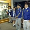 Grade 10,11, & 12 students during their visit to the Philippine Stock Exchange (PSE)