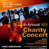 4th Annual NIS Charity Concert