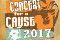 Concert for a cause 2017
