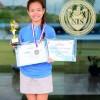 Congratulations Christine Mendoza!