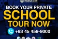 Book your private school tour now!
